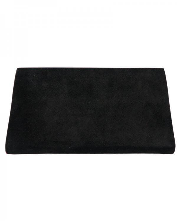 Unique Ladies Geometric Trapeze Leather Wallet